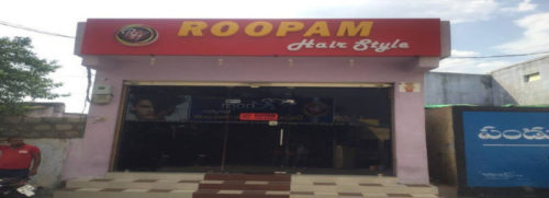 Roopam Hair Style