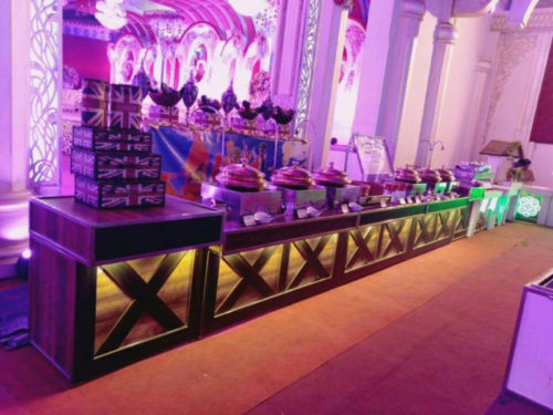 Ahuja caterers & wedding planner