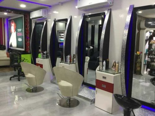 Stylish Professionnel Beauty Salon (for Ladies)