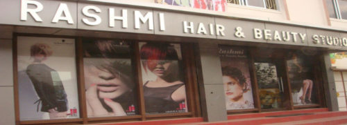 Rashmi Hair And Beauty Studio