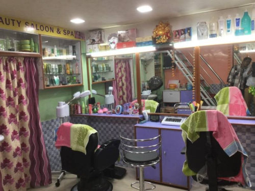 Twinkle's Beauty Saloon And Spa