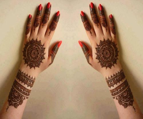 Neha's Mehndi