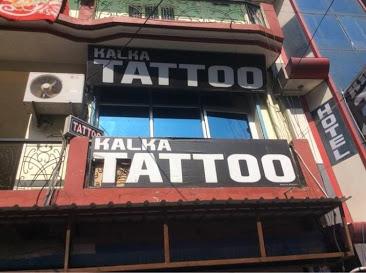 Kalka Tattoo Rishikesh