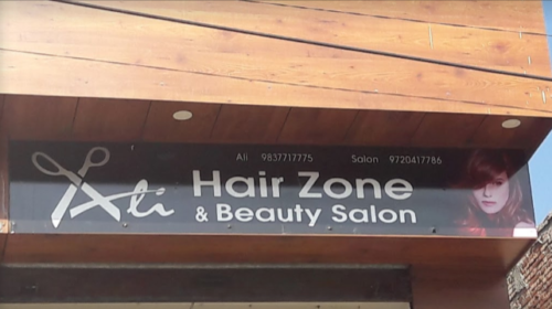 Ali Hair Zone & Beauty Salon