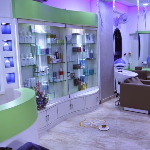 FACE TO FACE SPA AND SALON, SAHARANPUR