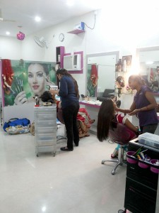 Honey Ladies Beauty Parlour