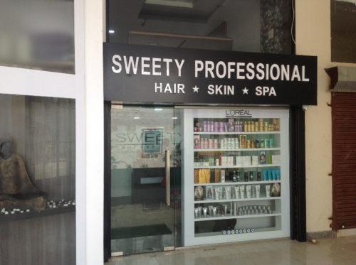 Sweety Professional Hair & Skin Salon Miraj