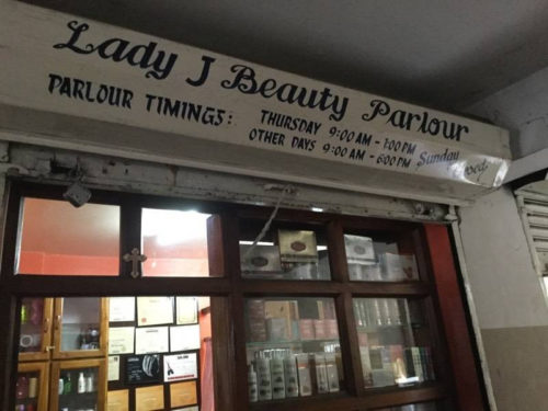 Lady J Beauty Parlour