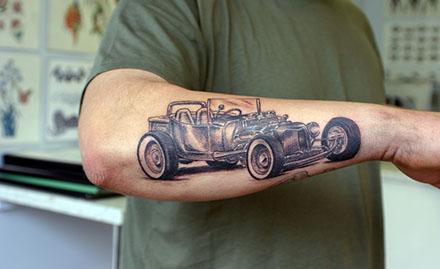 Skin Graphic Tattoo Studio