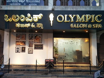 Olympic Salon And Spa