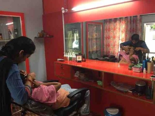 Modern Girl Beauty Parlor