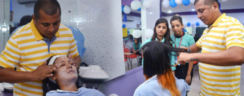 New Neeldavid's Salon