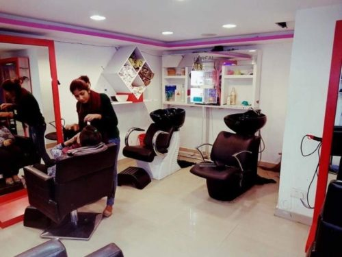 Glamoroso Family Salon