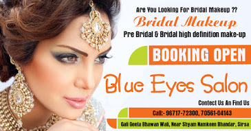 Blue Eyes Salon