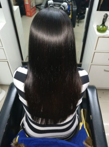 delhi hair style & beauty salon