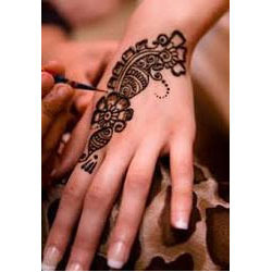 Saagar Mehndi tattoo Arts