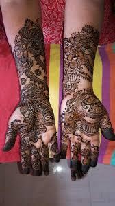 Jyoti Chheda Bridal Mehendi Artist