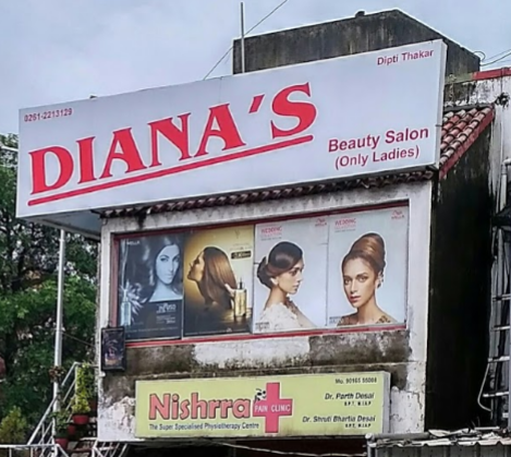 Diana Beauty Salon & Spa