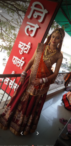 Neel bridal makeover