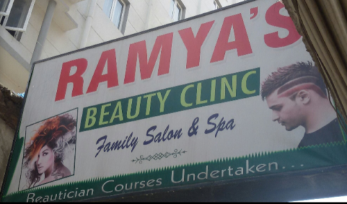 Ramya's Beauty Clinic