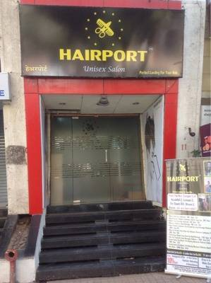 Hairport unisex salon