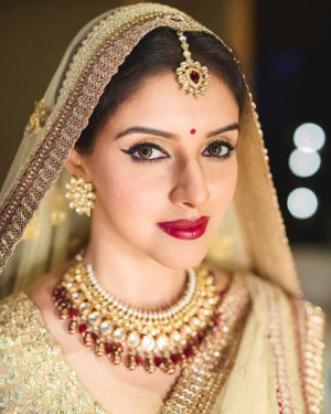 Asin bridal Look