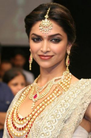 Bridal Look from Deepika