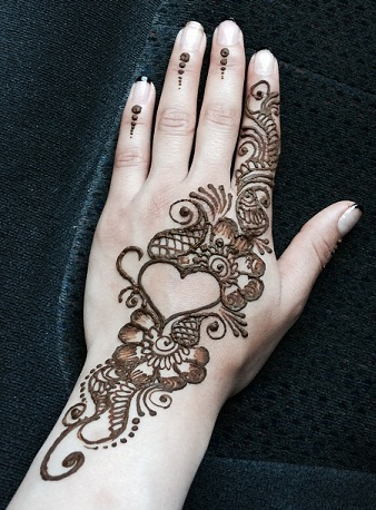 Love At Palm Download Free Love At Palm Mehndi Picture