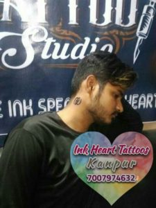 Ink Heart Tattoos Kanpur