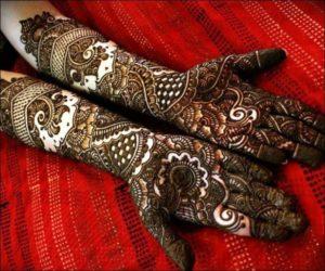 Rajasthani Style mehendi