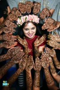 Latest Mehendi Design for Raksha Bandhan