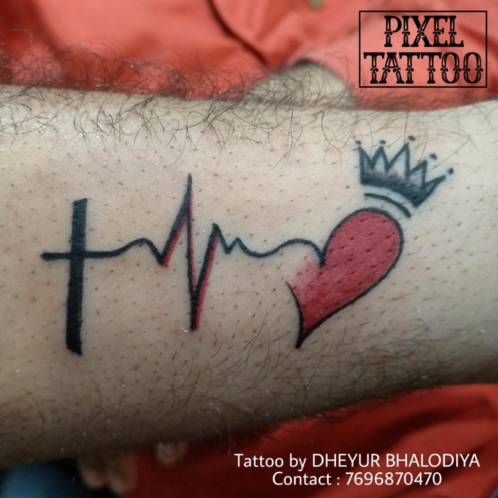 Crown-Tattoo