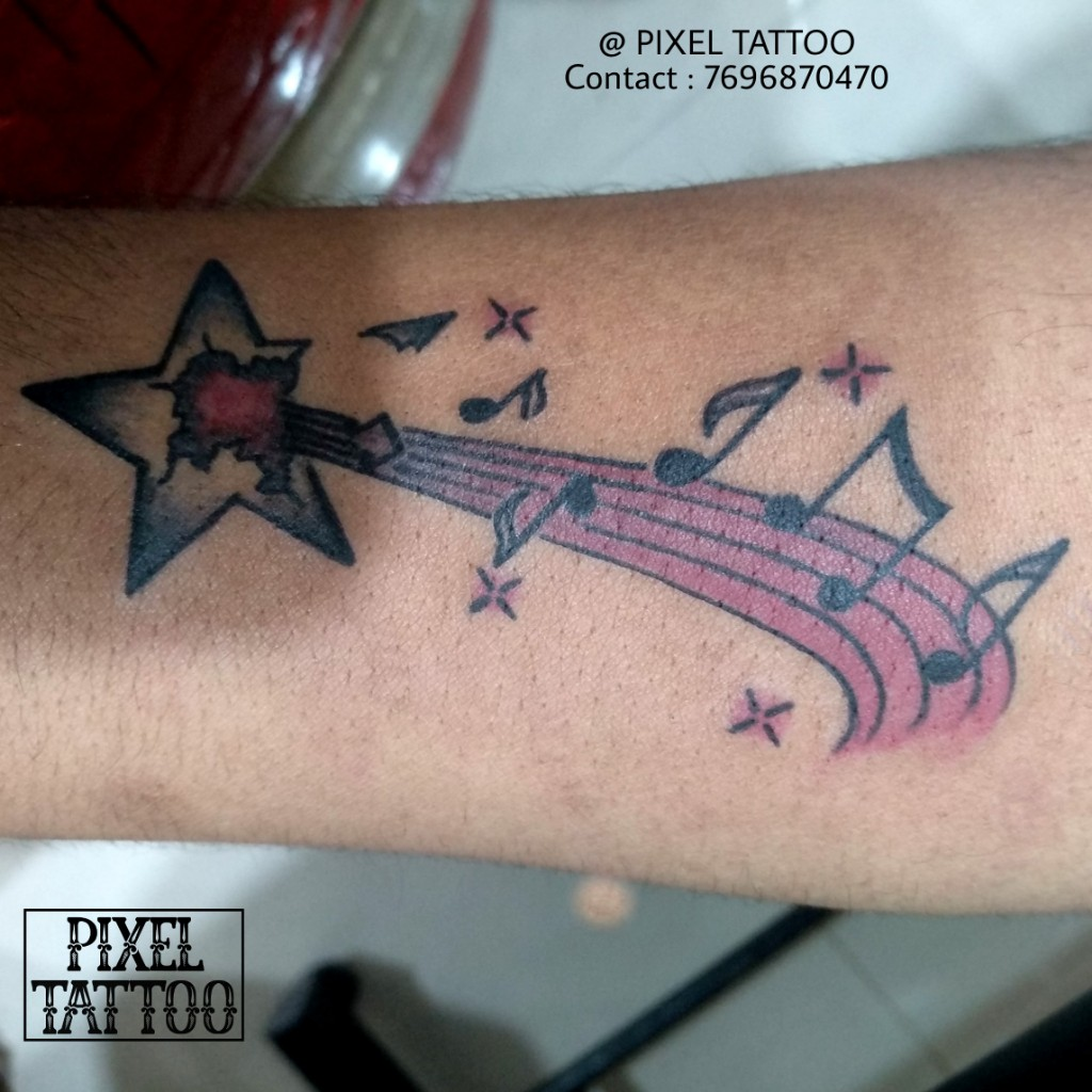 Custom-Tattoo