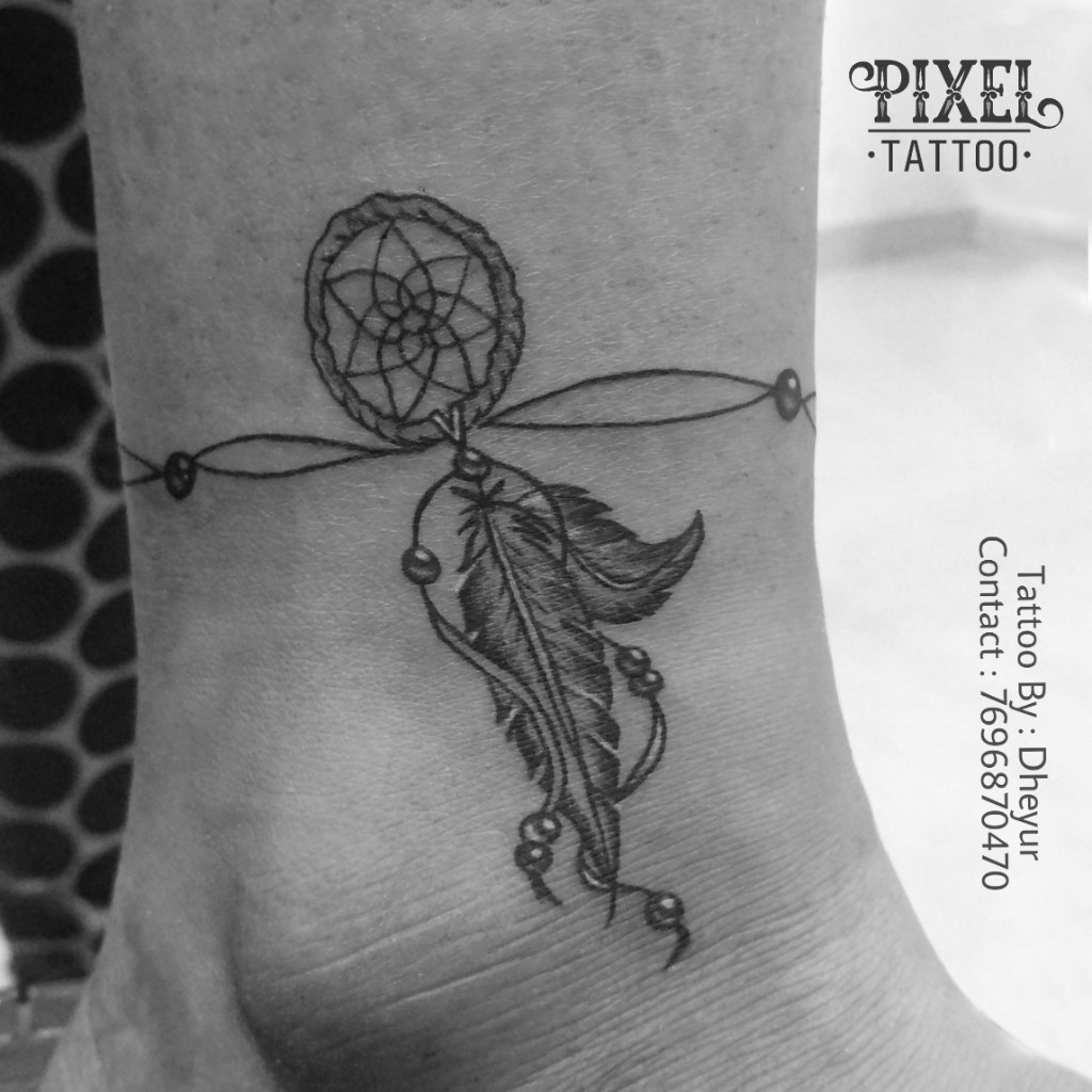 Dream-Catcher-Tattoo