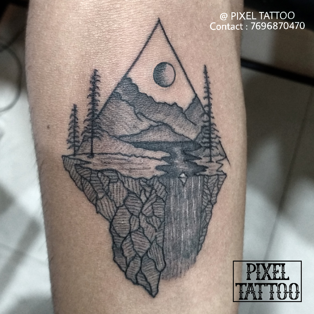 GGeometric-Tattoo