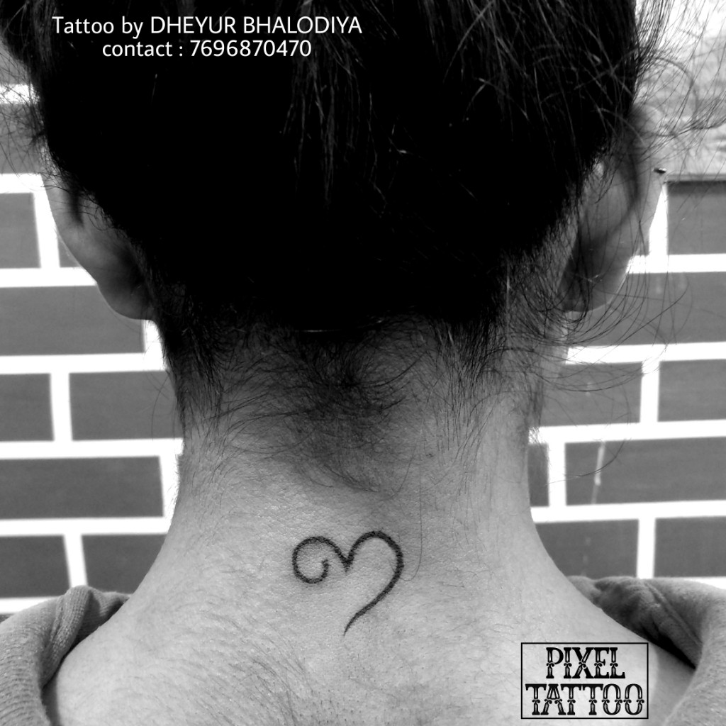 Heart-Tattoo