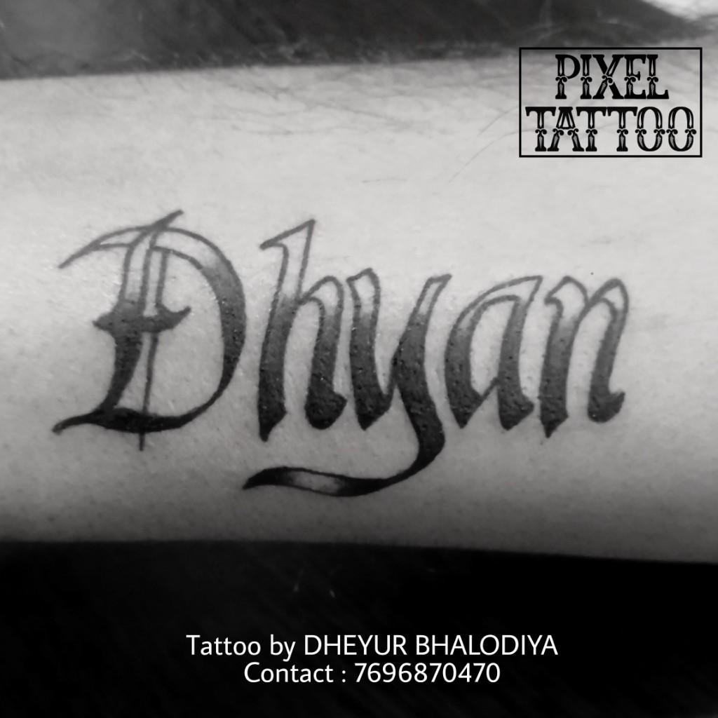 Name-Tattoo