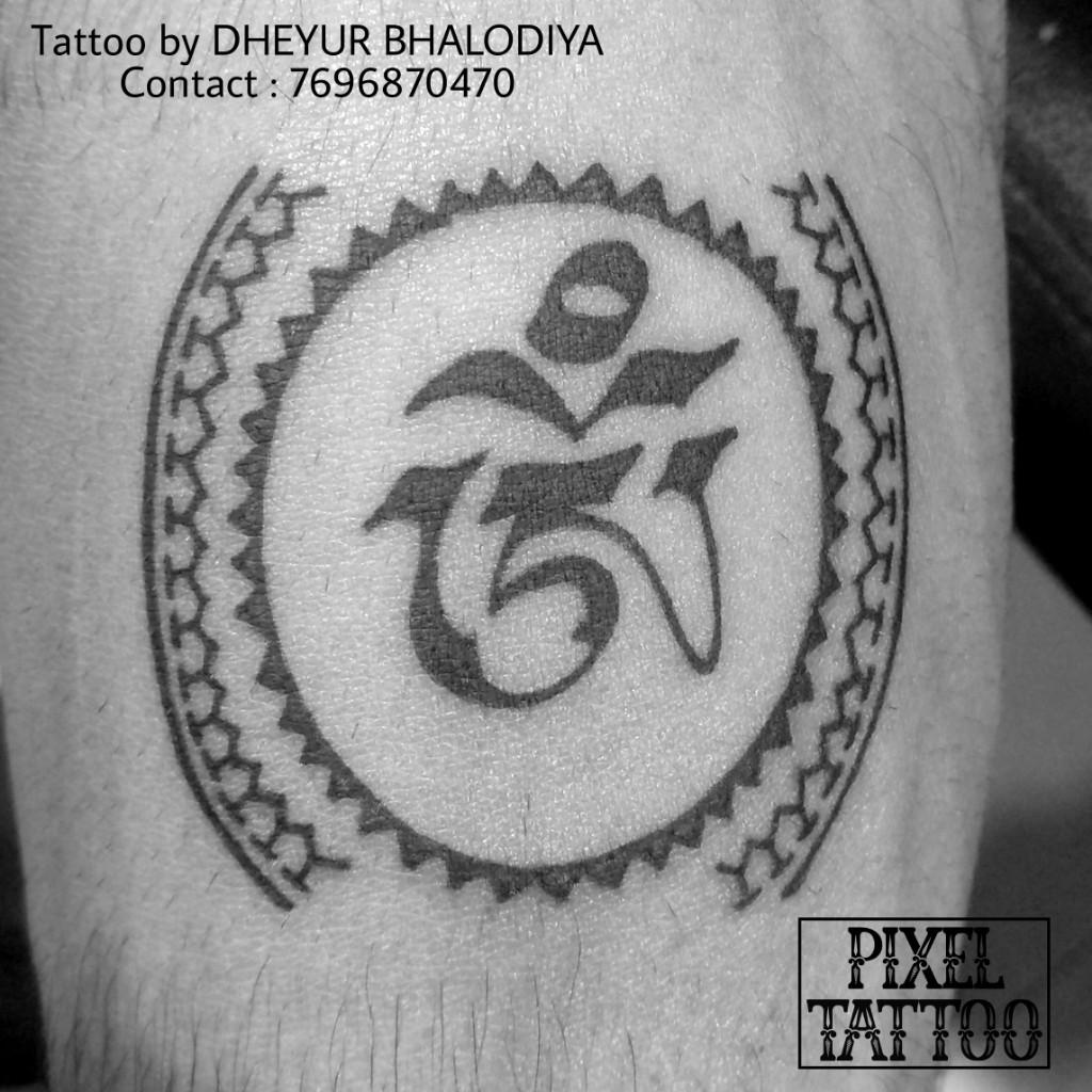 Om-Tattoo