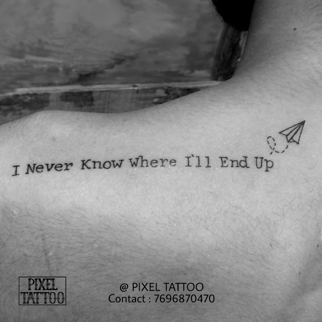 Quote-Tattoo