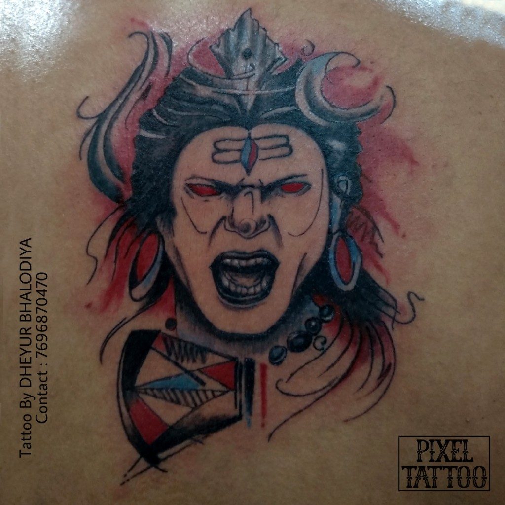 Shiva-Tattoos