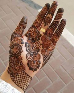 20 Latest Mehendi Design in 2019